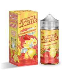 Lemonade Monster Strawberry Lemonade