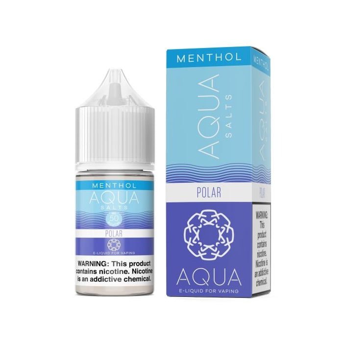 Aqua NTN Salts Menthol Polar
