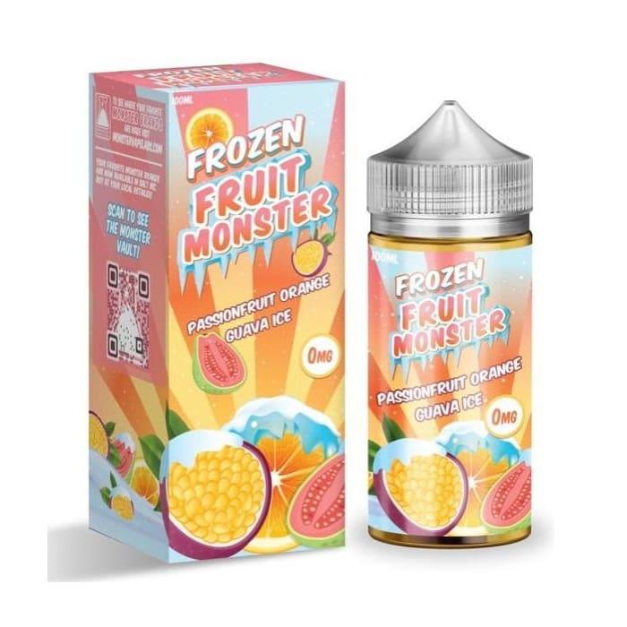 Frozen Fruit Monster Passionfruit Orange Guava