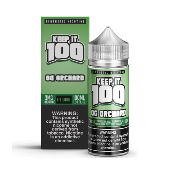 Keep It 100 Synthetic OG Orchard