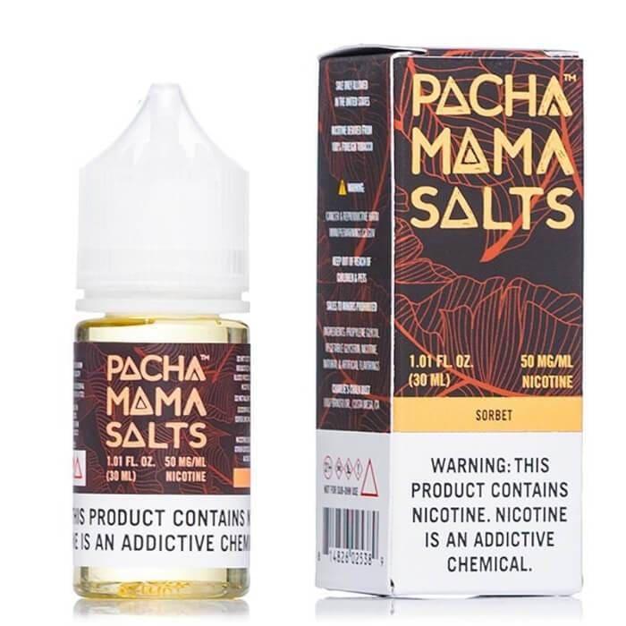 Pachamama Salts Sorbet