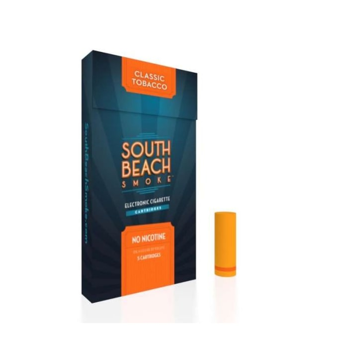 SBS Cartridges Tobacco Classic - 5 Pack