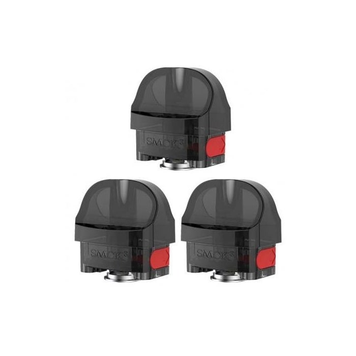 Smok Nord 4 RPM Replacement Pod - 3 Pack