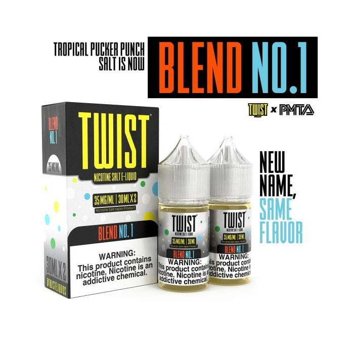 Twist Salts Blend No. 1 - 2 Pack