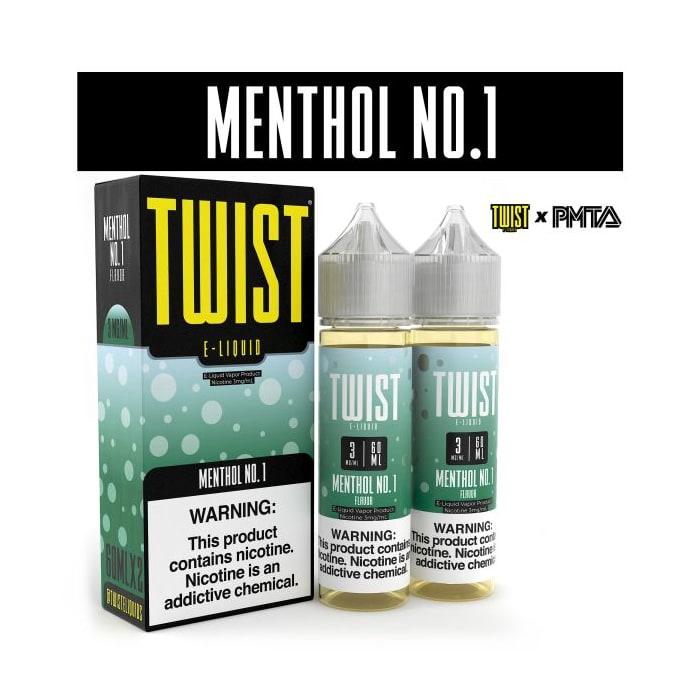 Twist Menthol No. 1 - 2 Pack
