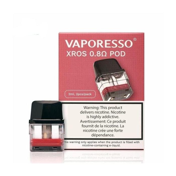 Vaporesso XROS Series Pod - 2 Pack