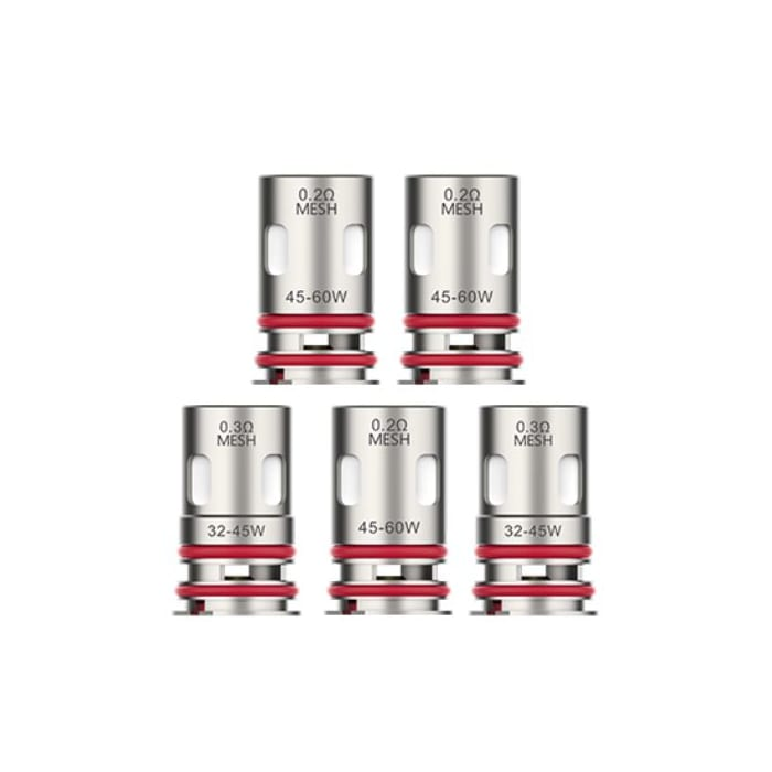 Vaporesso GTX Mesh Replacement Coil - 5 Pack