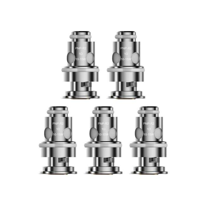 VooPoo PnP-R2 Replacement Coil - 5 pack