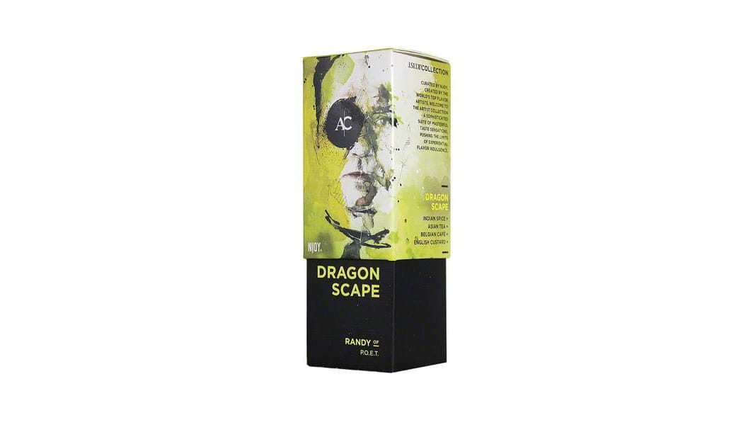 Njoy Artist Collection DragonScape | Eliquid | VaporBeast