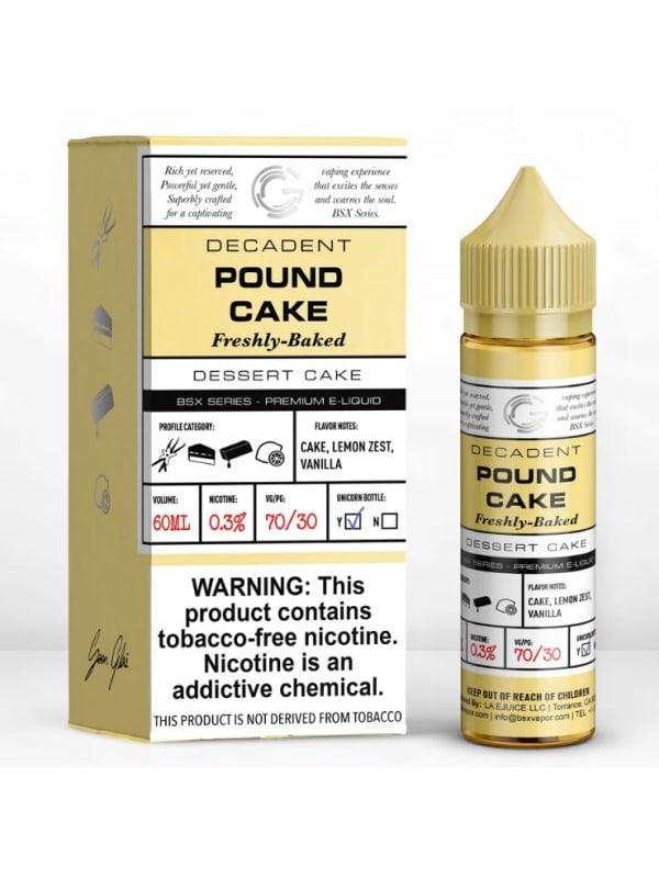 Basix Pound Cake