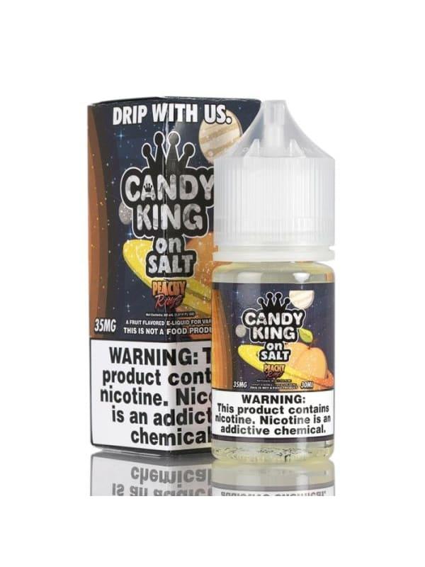 Candy King On Salt Peachy Rings