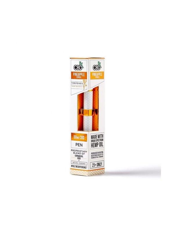 CBDfx Pineapple Express Terpenes Vape Pen Kit