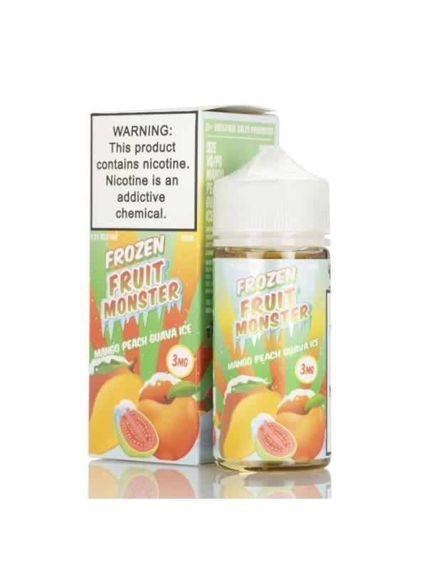 Frozen Fruit Monster Mango Peach Guava Ice