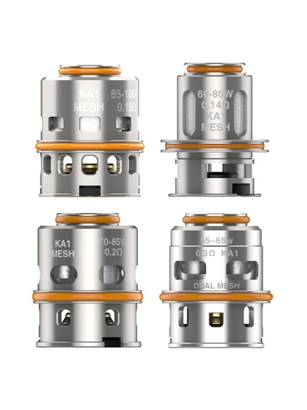 GeekVape M Replacement Coil - 5 Pack