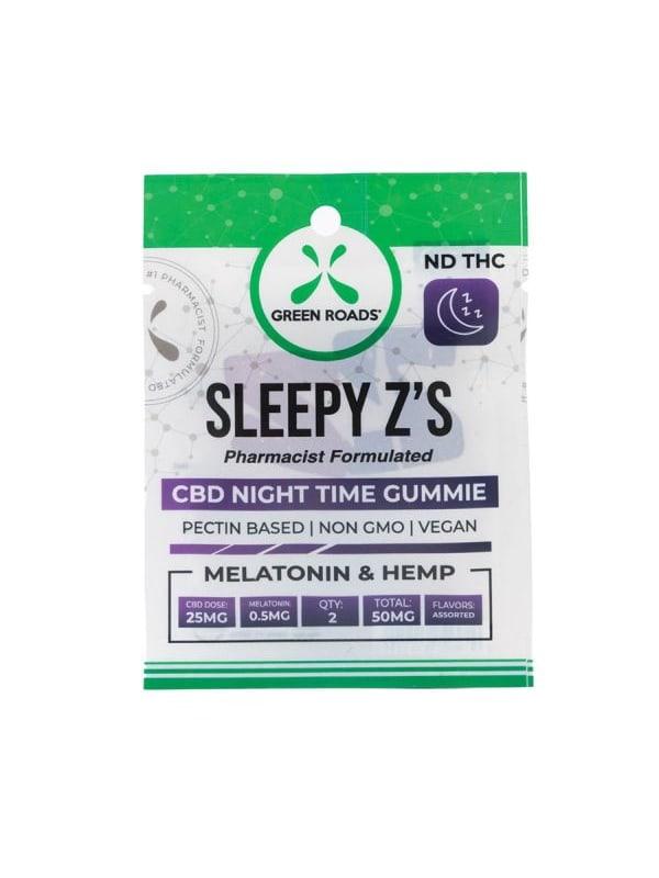 Green Roads Sleepy Zs