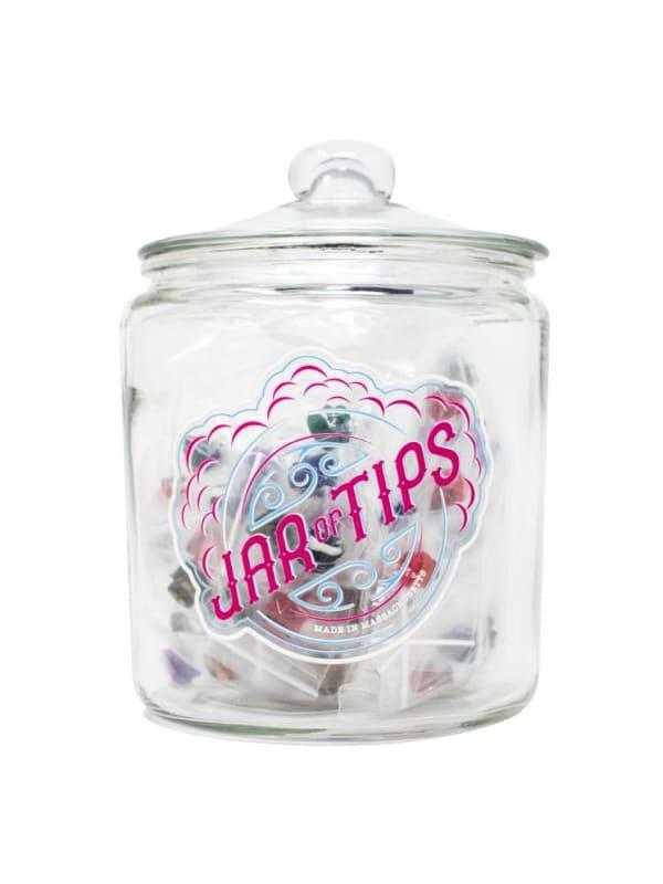 Half Moon Mods Jar of Tips - 60 pack