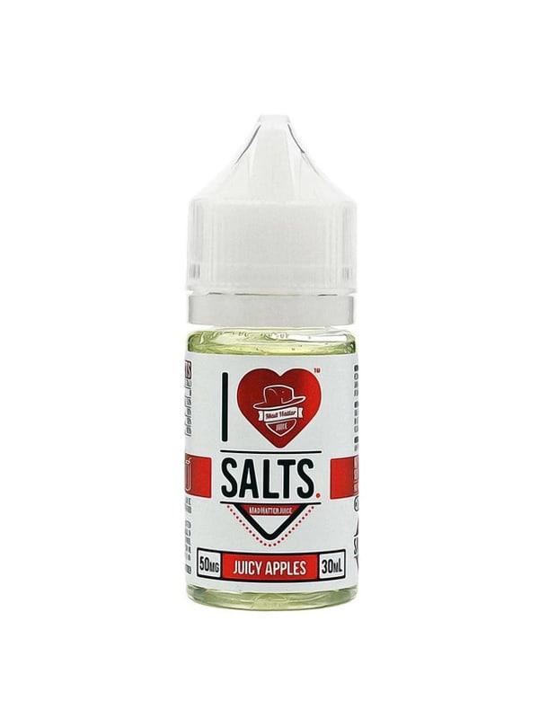 I Love Salts Juicy Apples