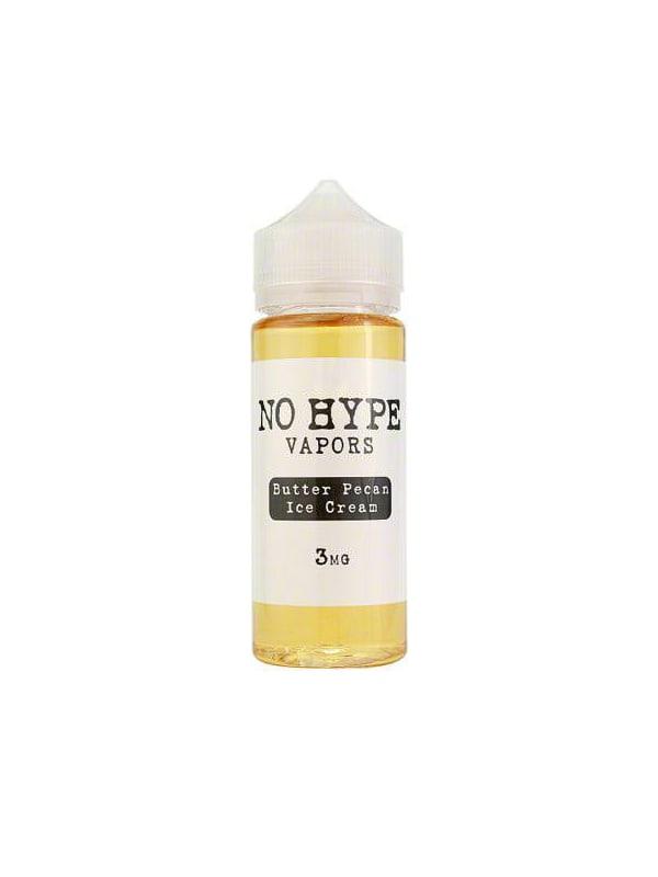 No Hype Butter Pecan Ice Cream