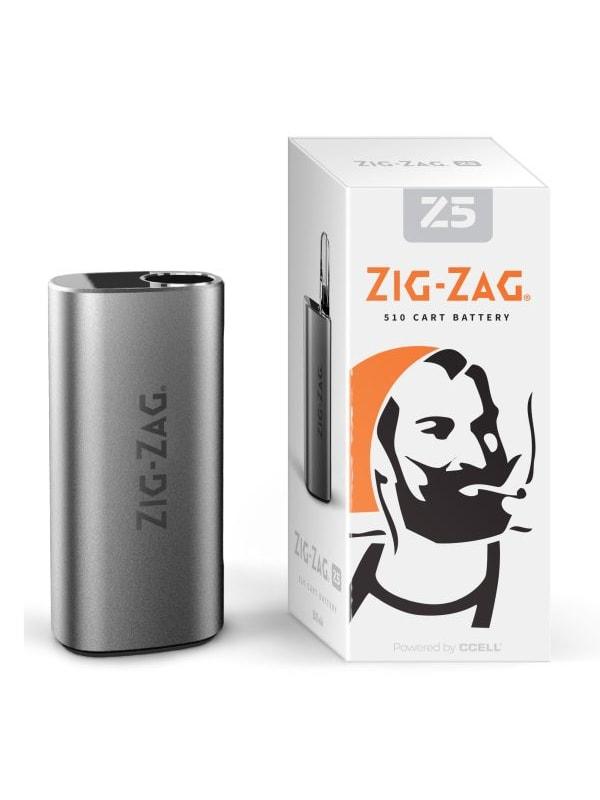 Zig Zag Z5 Vaporizer Battery
