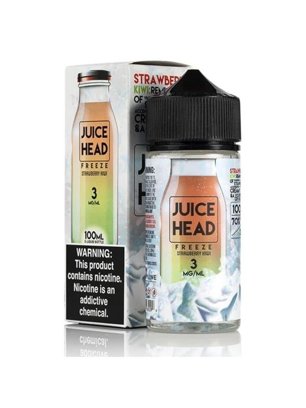 Juice Head Freeze Strawberry Kiwi