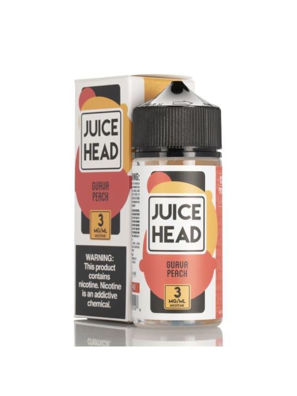 Juice Head Guava Peach