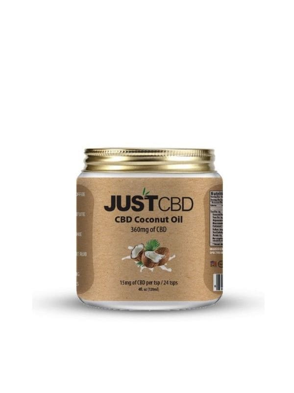 Just Brands Coconut Oil Topical