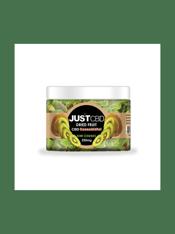 Just Brands Dried Kiwi Chunks