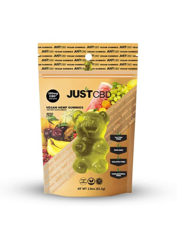 JustCBD Vegan Gummies