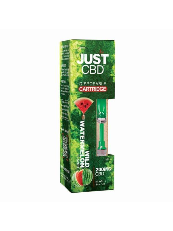 JustCBD Watermelon Vape Cartridge