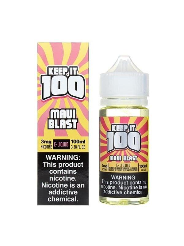 Keep It 100 Maui Blast