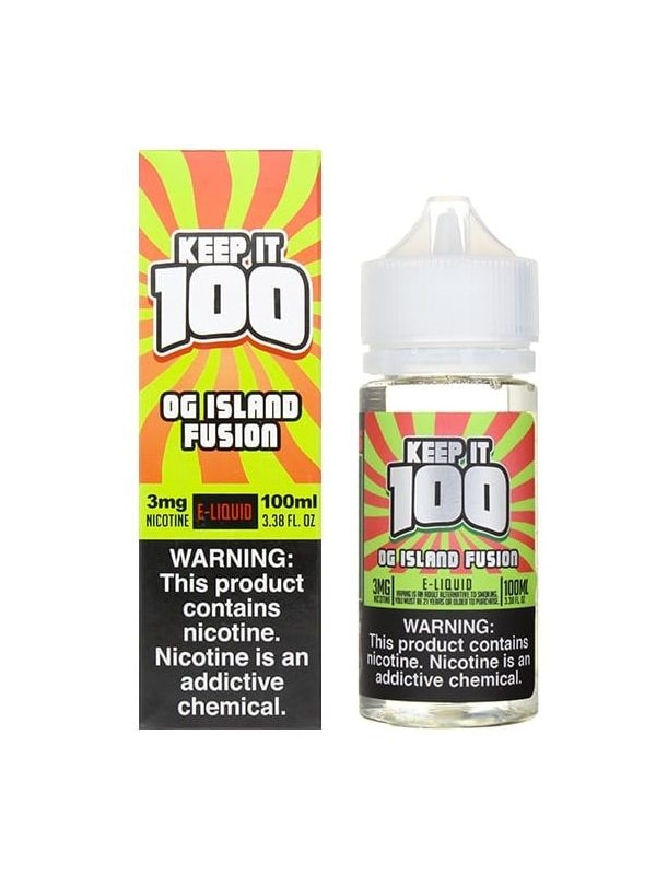 Keep It 100 OG Island Fusion