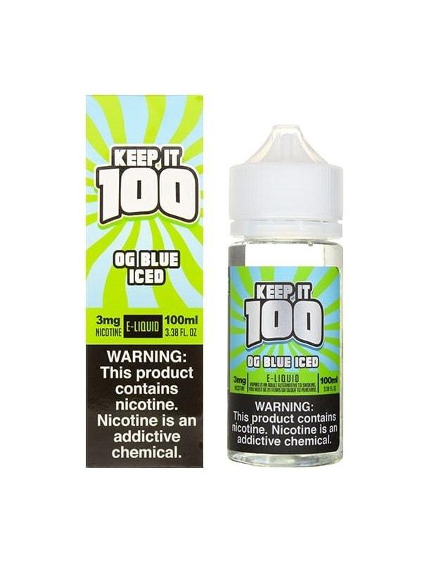 Keep It 100 OG Blue Iced