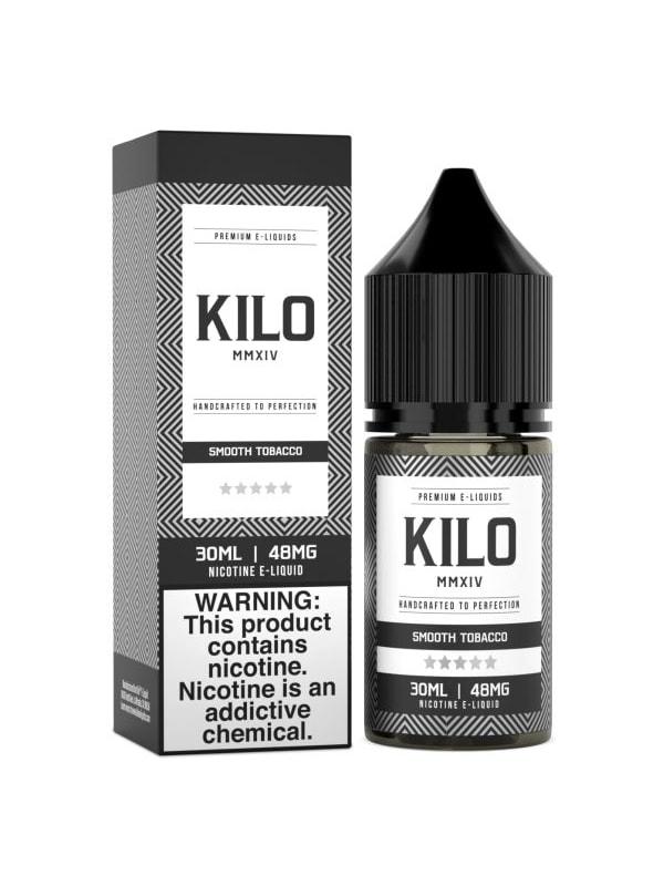 Kilo Smooth Tobacco Salts