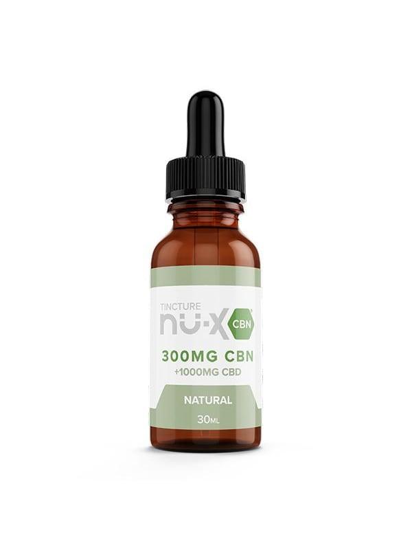 Nu-X CBN Tincture Natural