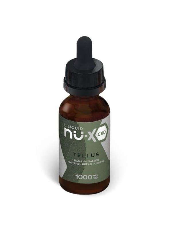 Nu-X E-liquid Tellus