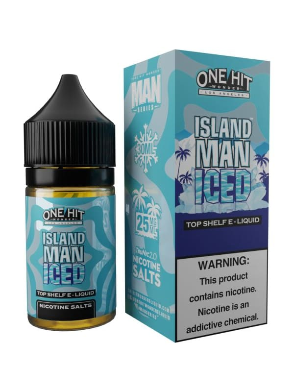 One Hit Wonder Salt Island Man Ice