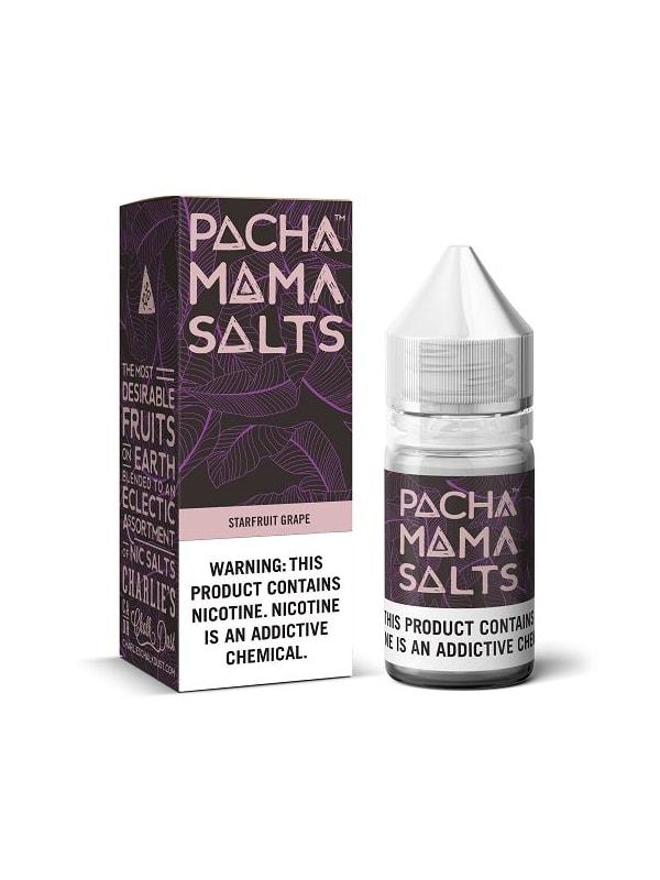 Pachamama Salts Starfruit Grape