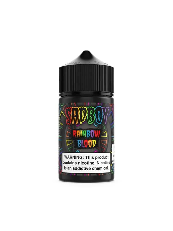 Sad Boy Rainbow Blood