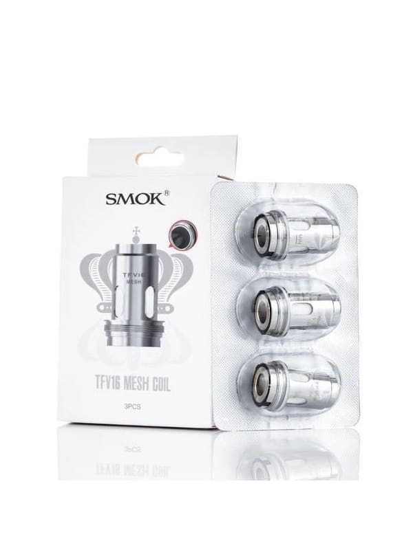 Smok TFV16 Mesh Replacement Coil - 3 Pack