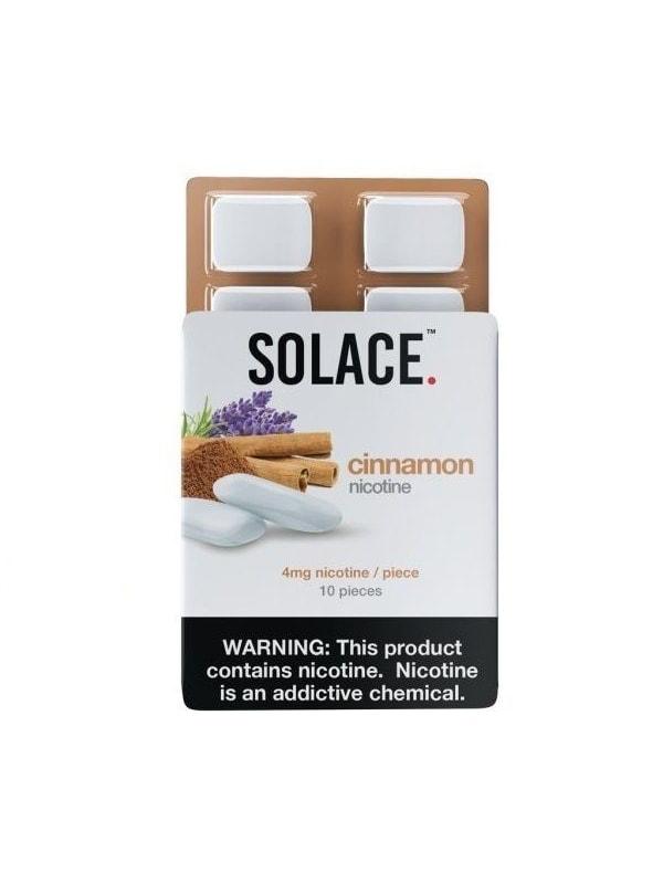 Solace Chew Cinnamon - 1 Pack (10 pcs)