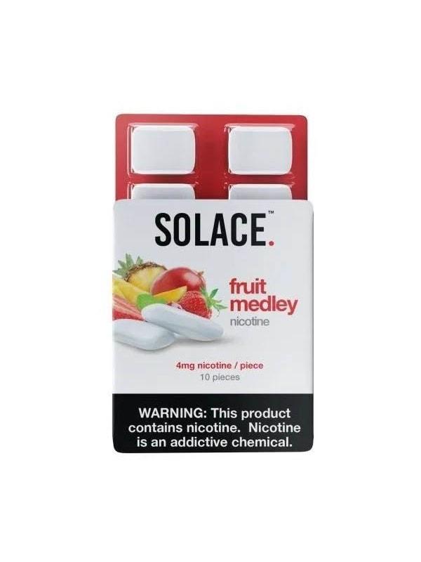 Solace Chew Fruit Medley - 1 Pack (10 pcs)