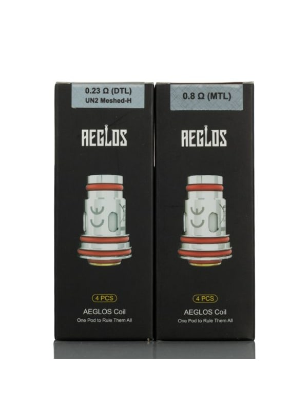 Uwell Aeglos Replacement Coil - 4 Pack