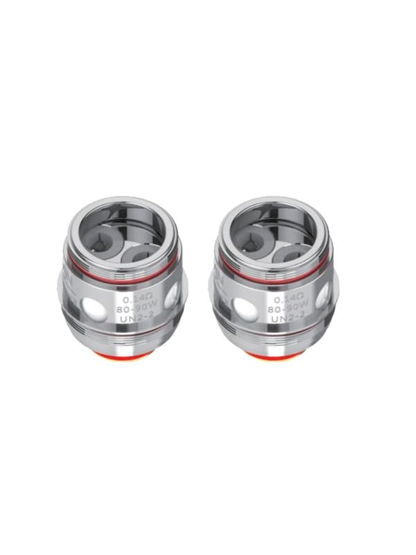 Uwell Valyrian II UN2-2 Dual Mesh Replacement Coil - 2 Pack