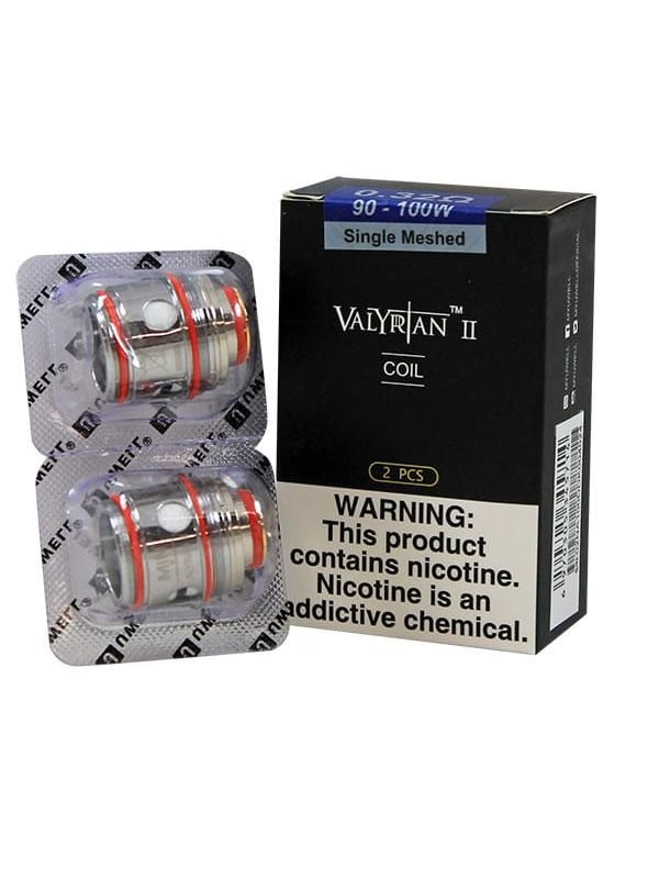 Uwell Valyrian II UN2 Single Mesh Replacement Coil - 2 Pack