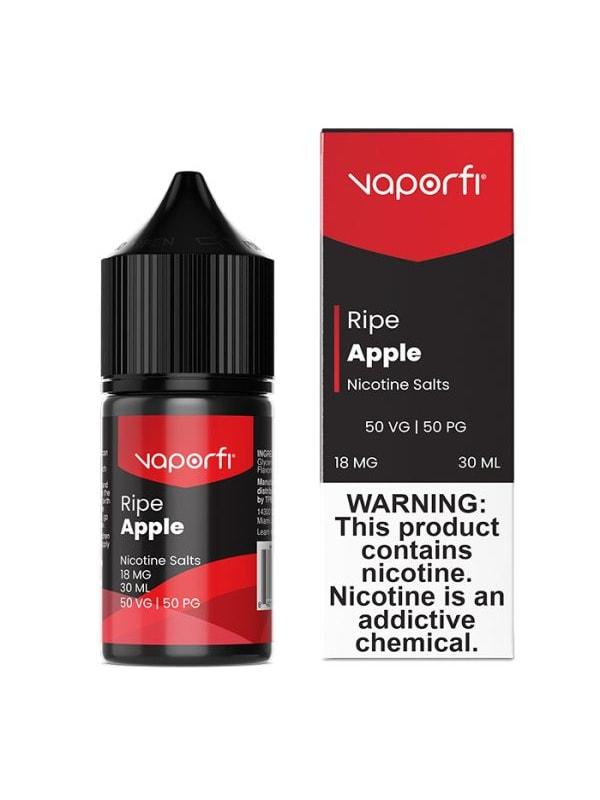 VaporFi Ripe Apple Salt