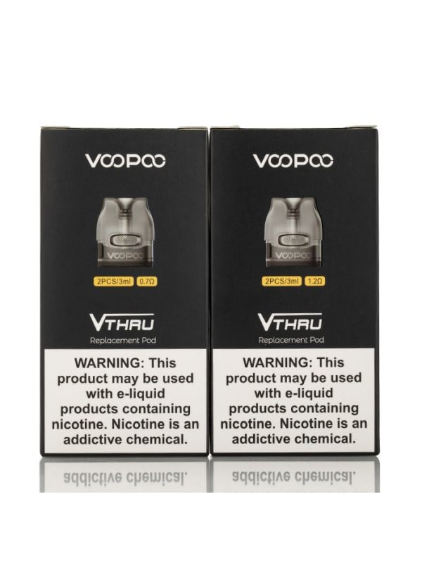 VooPoo VMATE Replacement Pod - 2 Pack