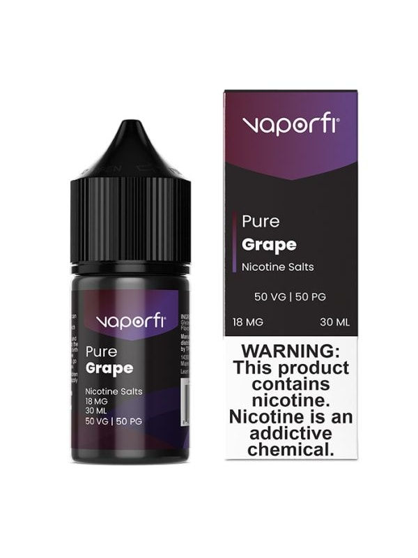 VaporFi Pure Grape Salt