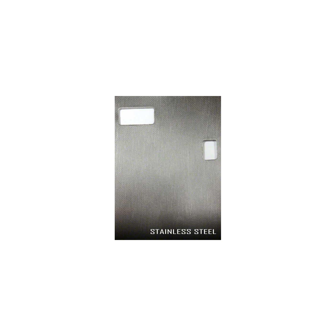 iTaste MVP Skin - Stainless Steel