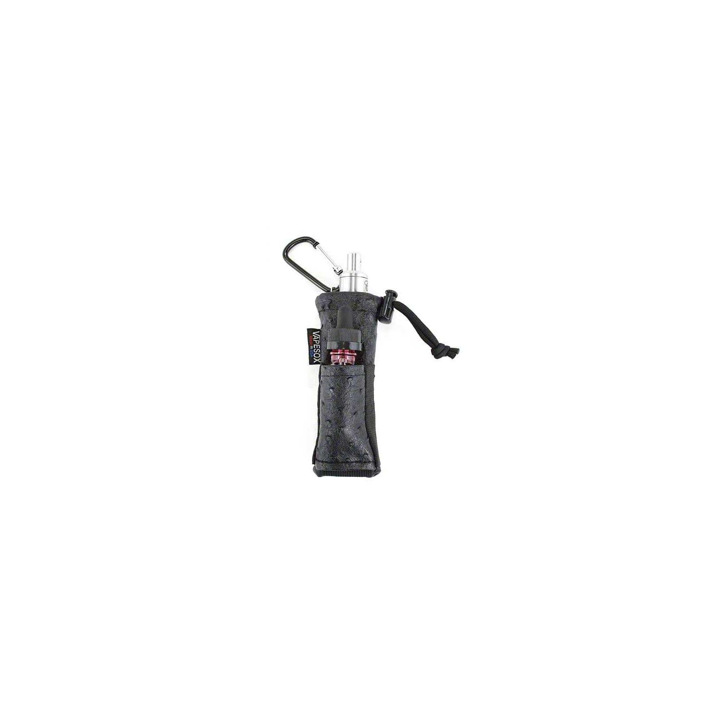 Vapesox VS5 Mod Holder - Black Ostrich Items