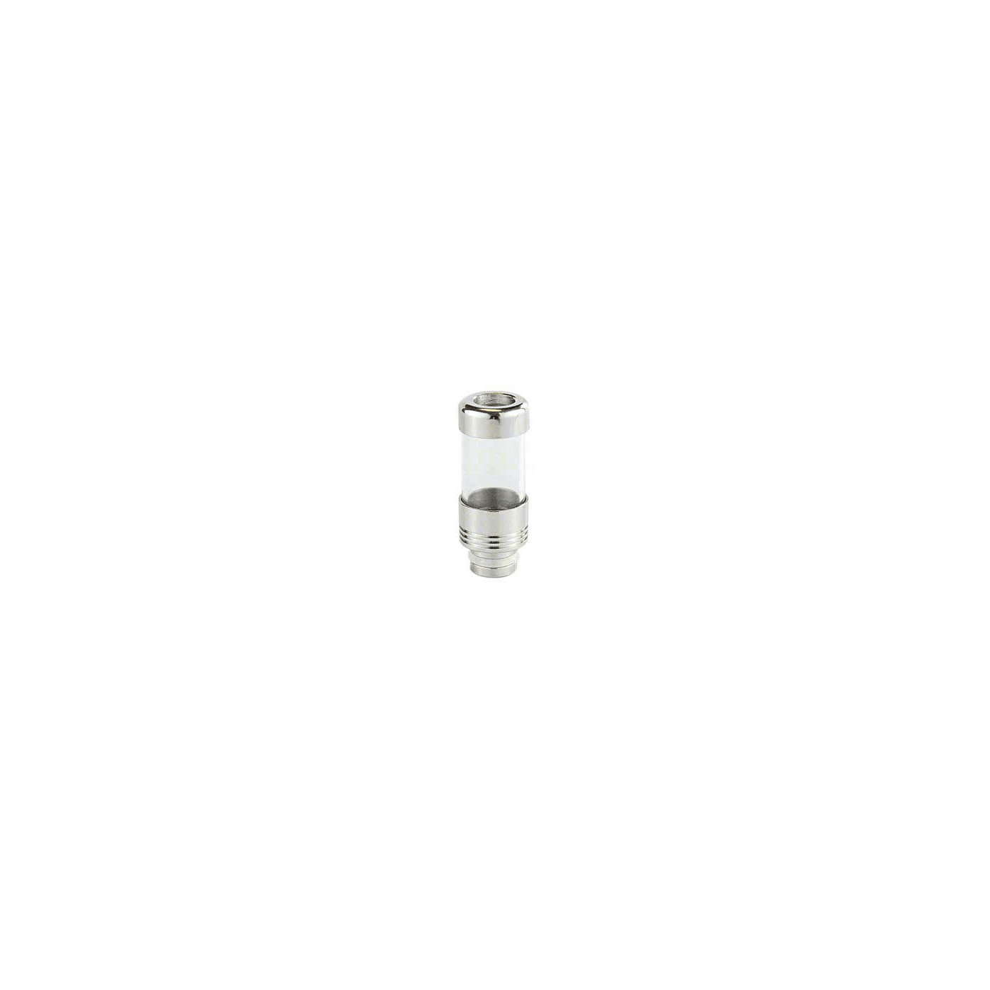 Glass Fuse Drip Tip SS